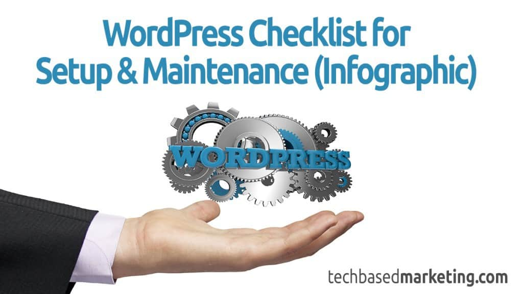 Checklist How To Get Going On Wordpress