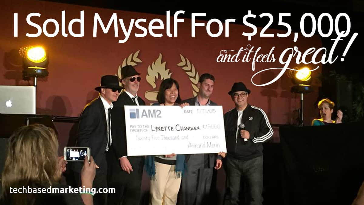 How I Sold Myself For $25,000 And It Feels GREAT