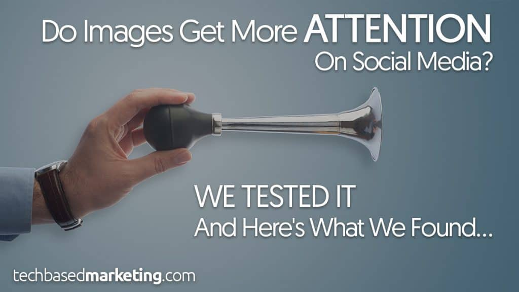 Do Your Images Get More Attention on Social Media