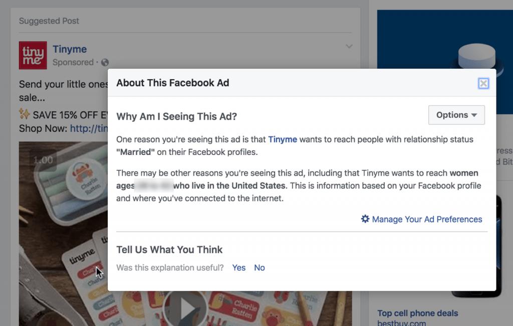 FB Targeting
