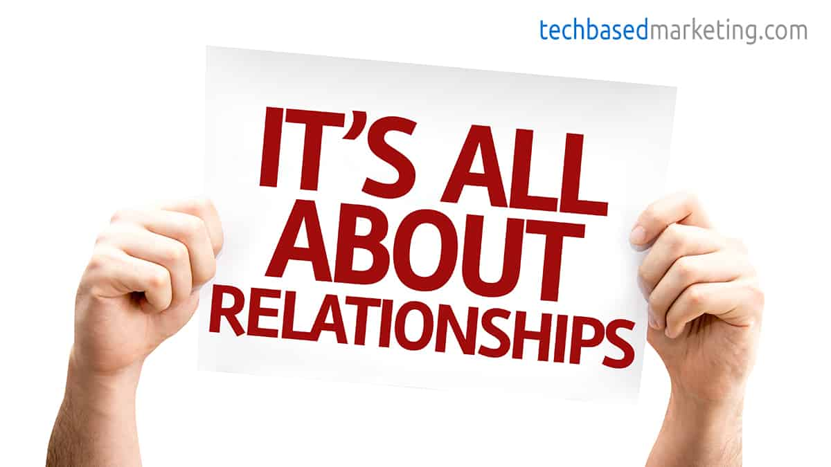 relationship selling how to get and keep customers