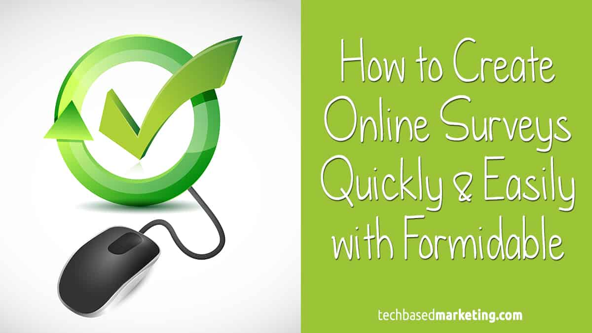 HOW TO CREATE SURVEYS QUICKLY & SIMPLY