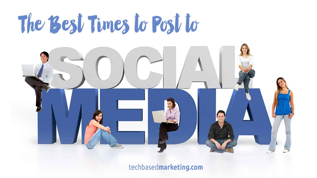 Does It Matter What Time You Post on Social Media